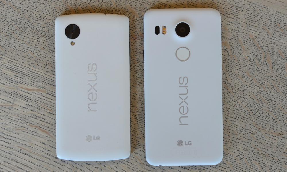 Google Nexus 5x berrikuspena