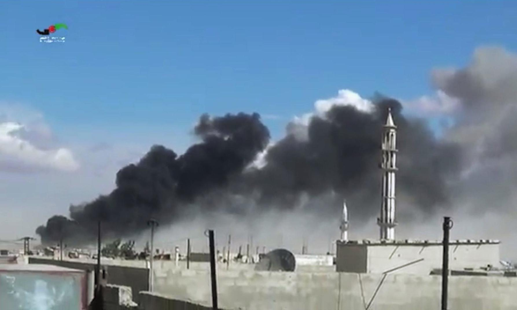 Russia launches fresh airstrikes on Syria targets