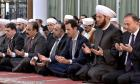 Assad must face justice even if he stays for short time, says Cameron