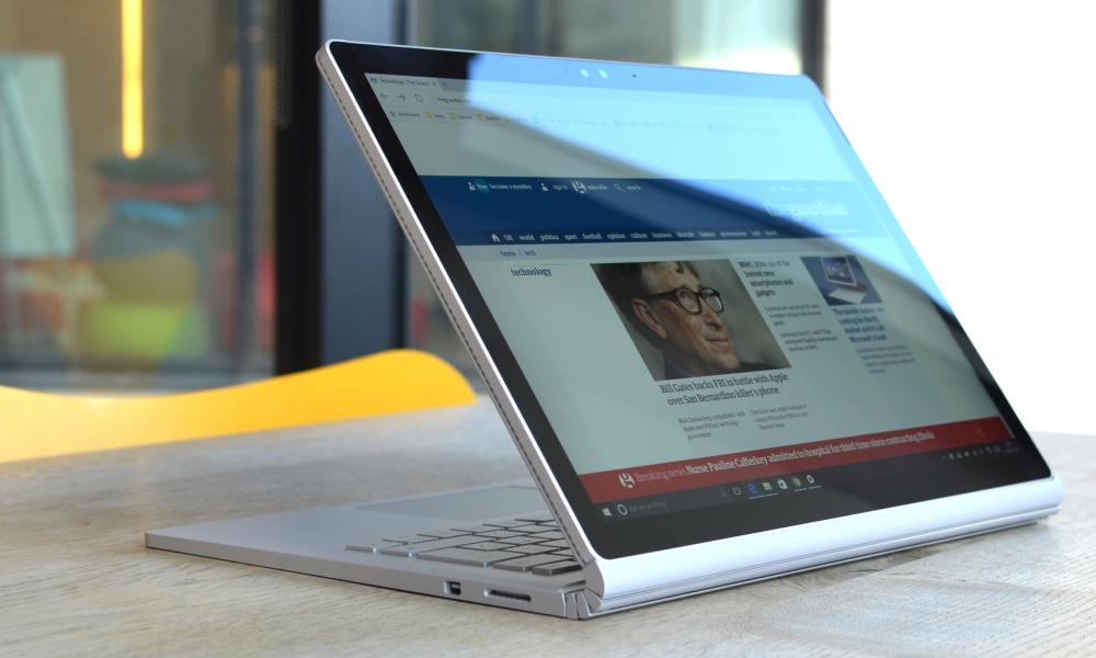 microsoft surface littafin review