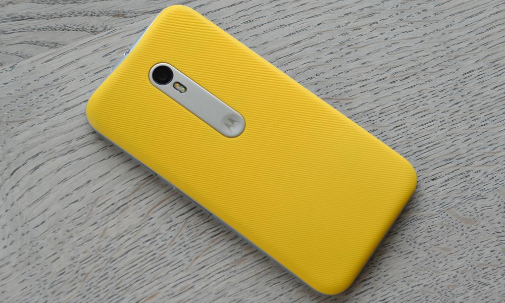 Motorola Moto G агляд 2015