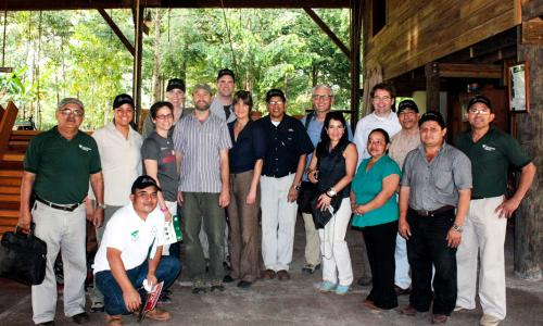 Some cooperatives lack basic safety gear like gloves and eye protection. In coming months, employees from Avery Dennison's operations in Honduras will work with cooperatives to improve safety and address challenges like power generation.