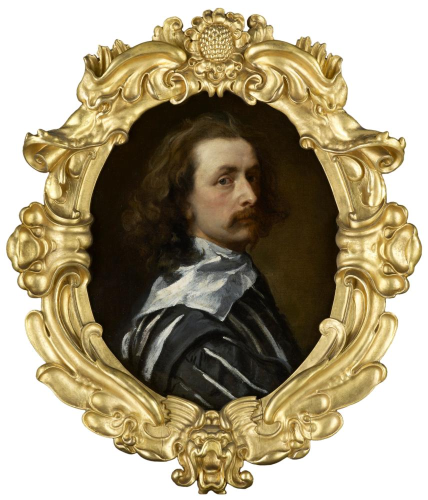 Van Dyck self-portrait