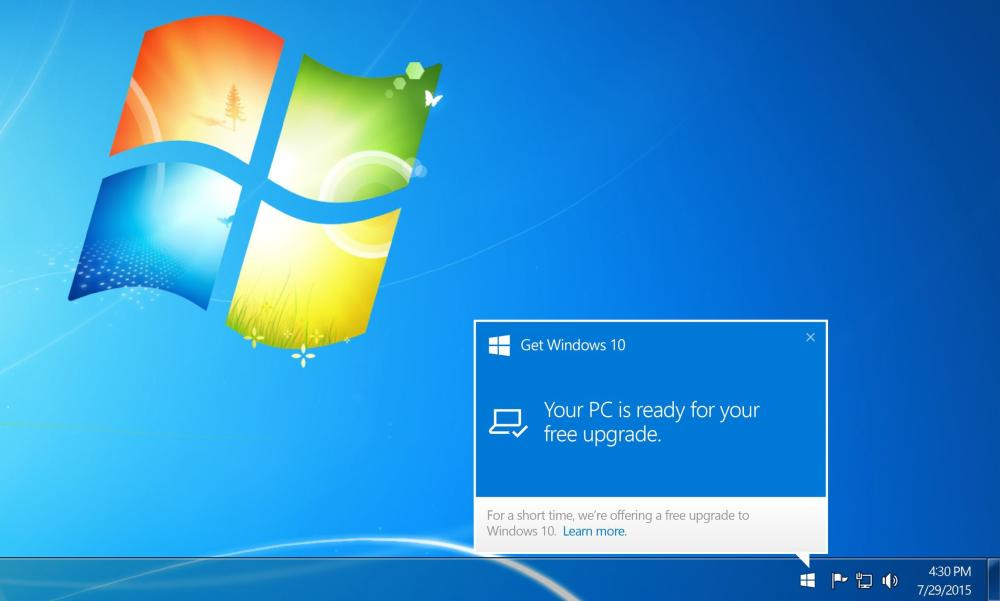 Windows 10 upgrade ozugbo