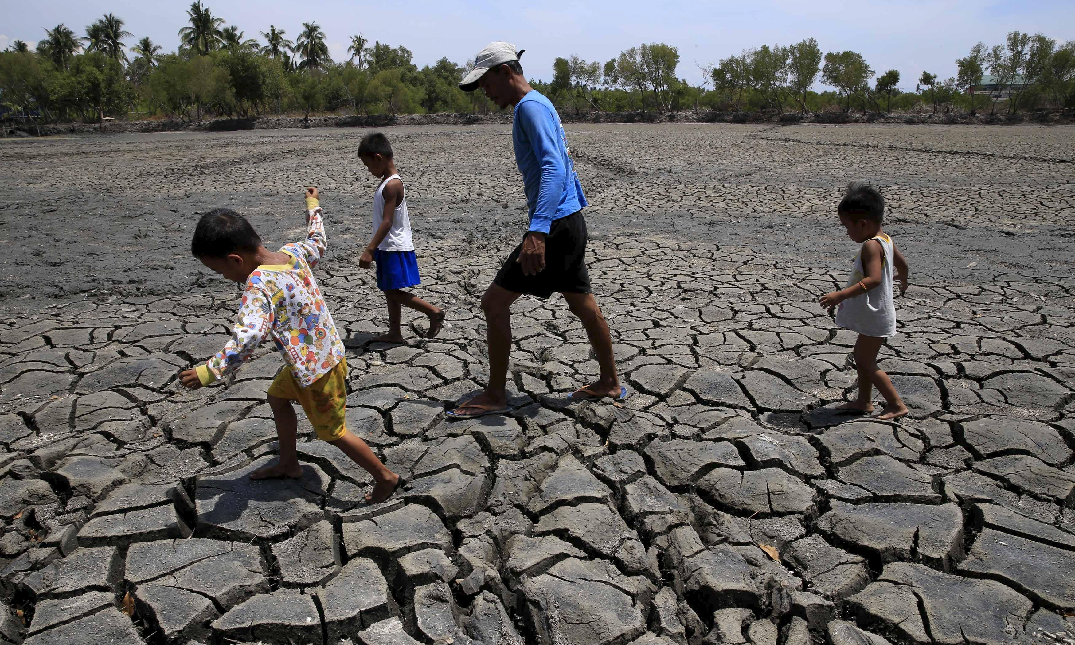 Don't care about climate change? What about the health of children?