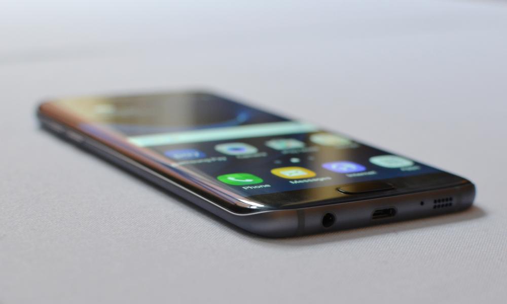 Samsung ရဲ့ Galaxy S7 Edge