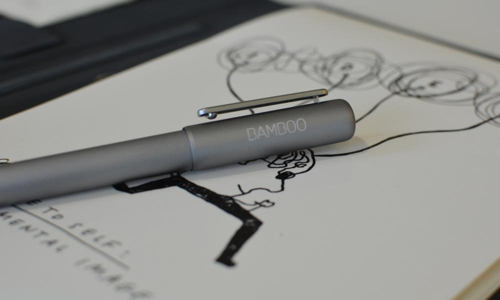 Wacom Bamboo Spark review