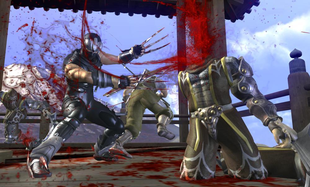 Ninja Gaiden II ကို