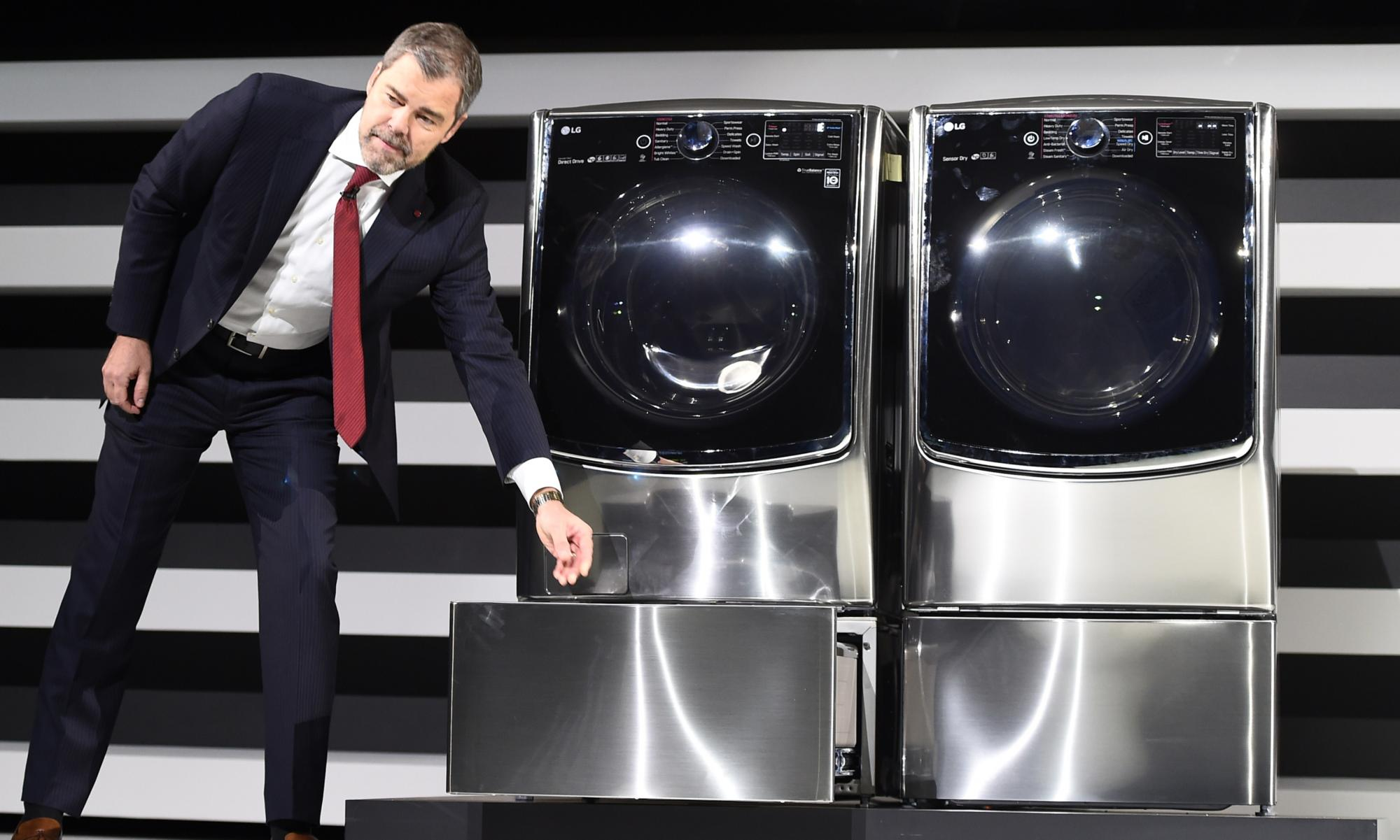 how does a washing machine last