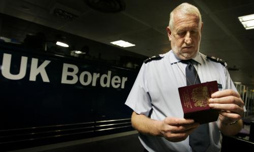 Border staff are needed more than ever, but are being battered by cuts