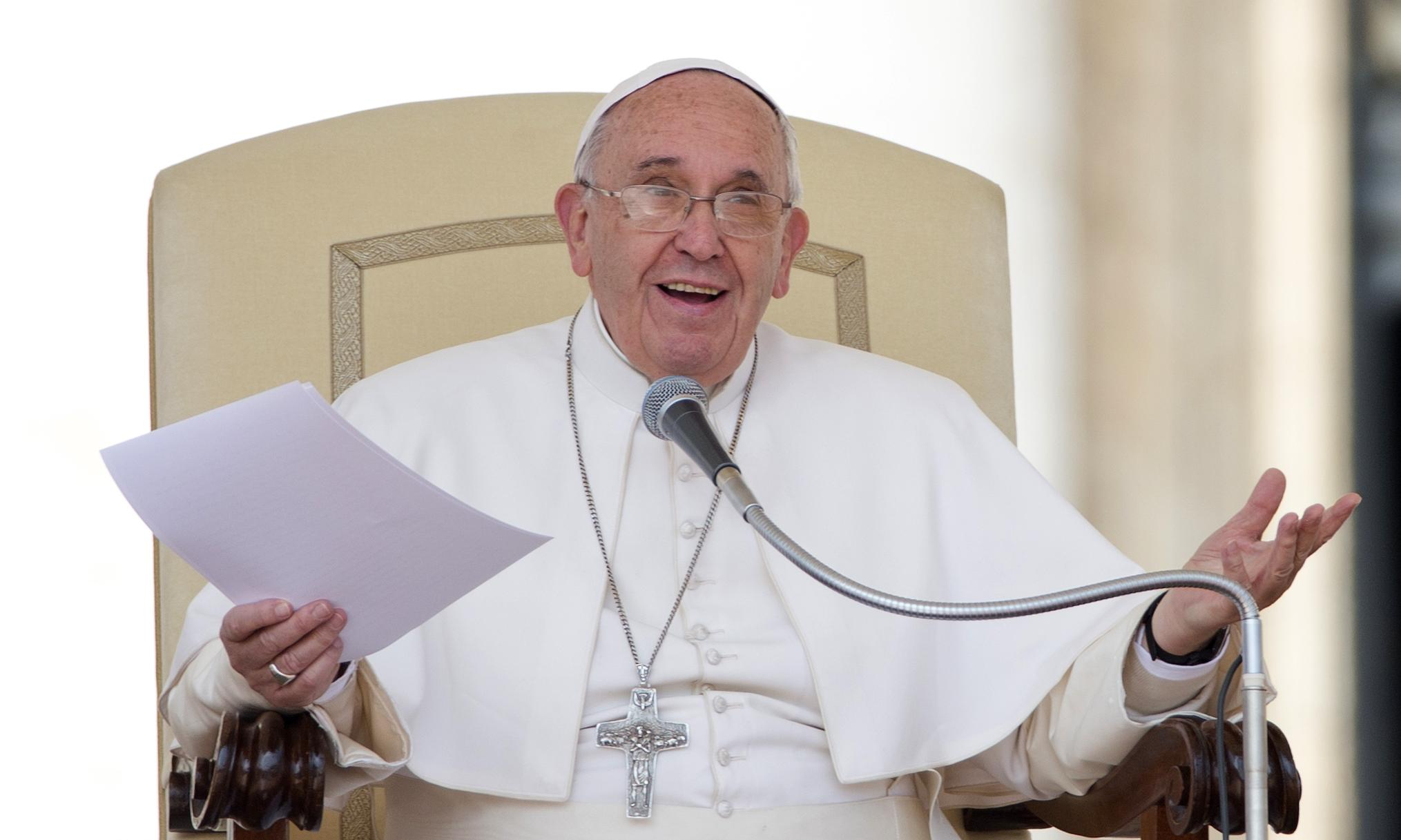 If the Pope wants women's equality, he must support reproductive rights