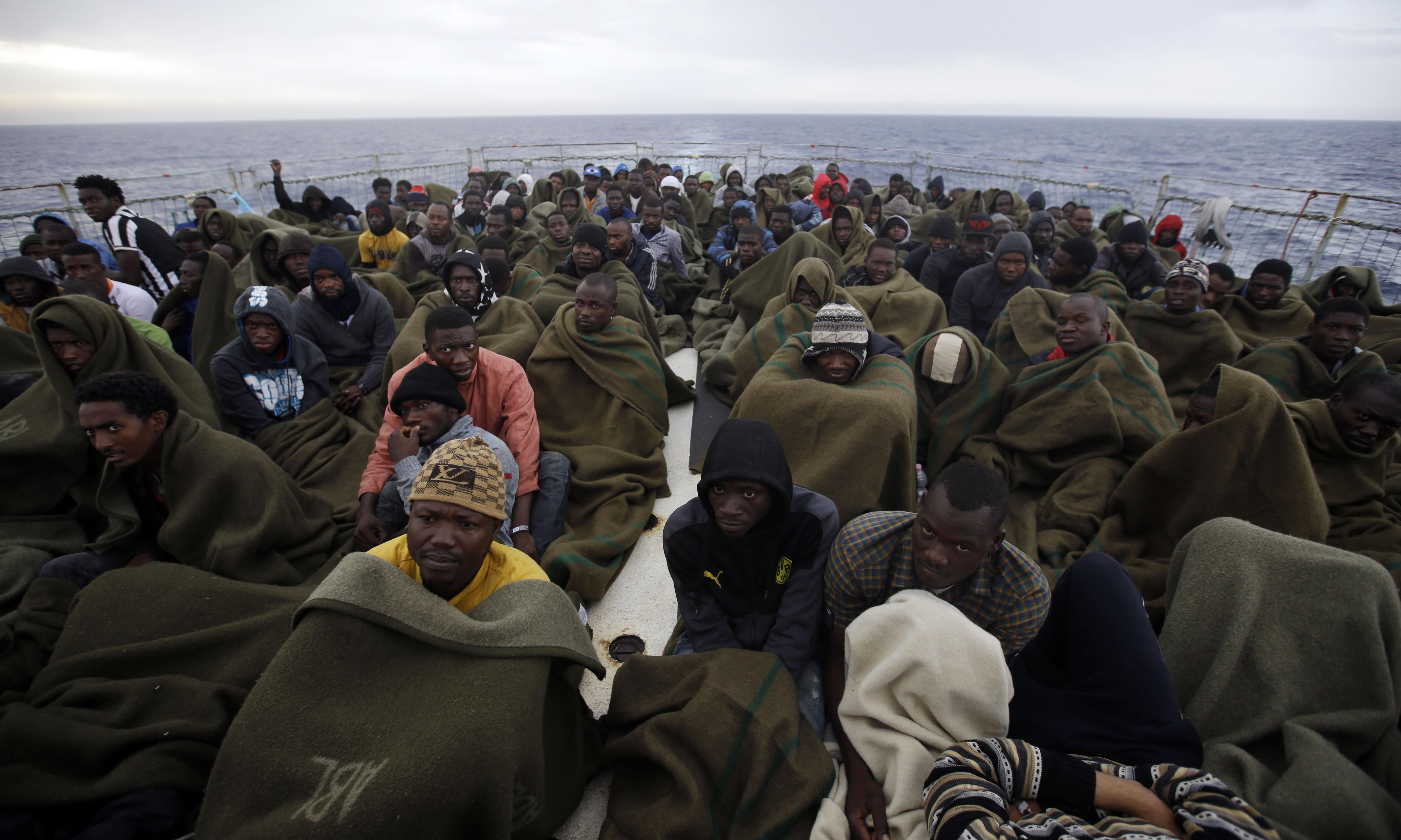 European leaders kill off plans for migrant quota system