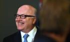 George Brandis and the arts funding crisis: one hell of a one-man show