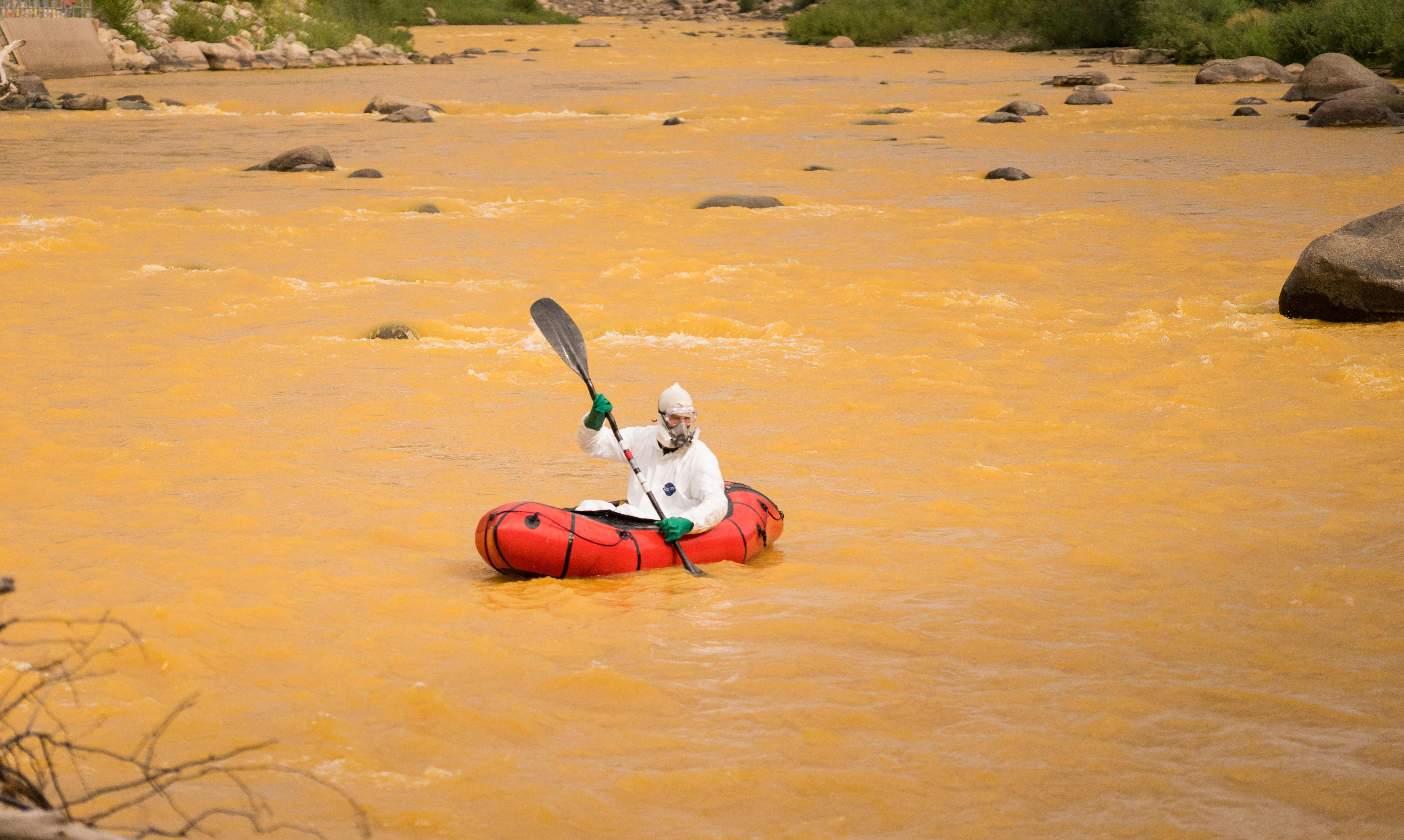 Confusion plagues EPA response to toxic Colorado mining spill it caused