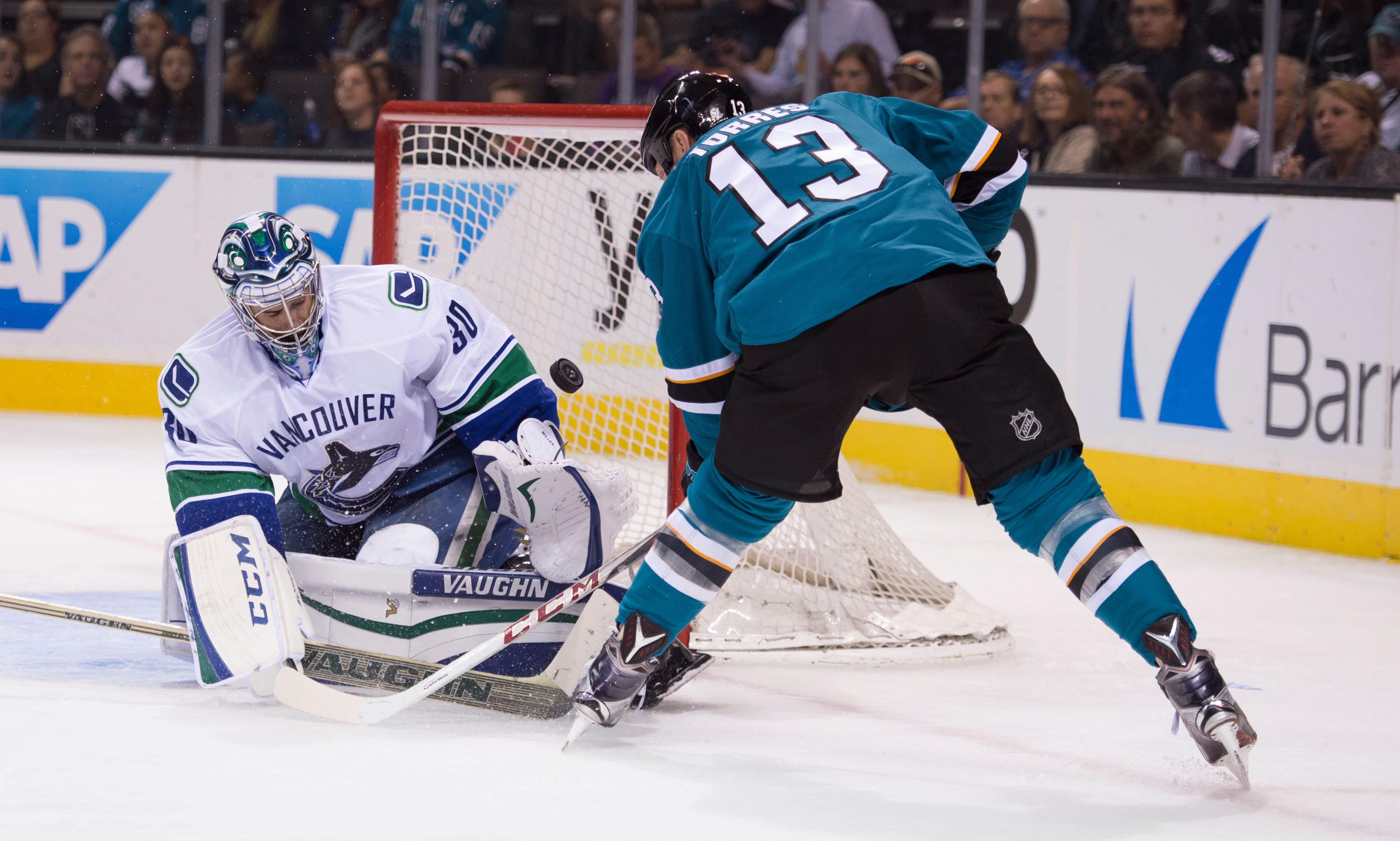 San Jose Sharks ace Raffi Torres banned for 41 games for brutal check to the head