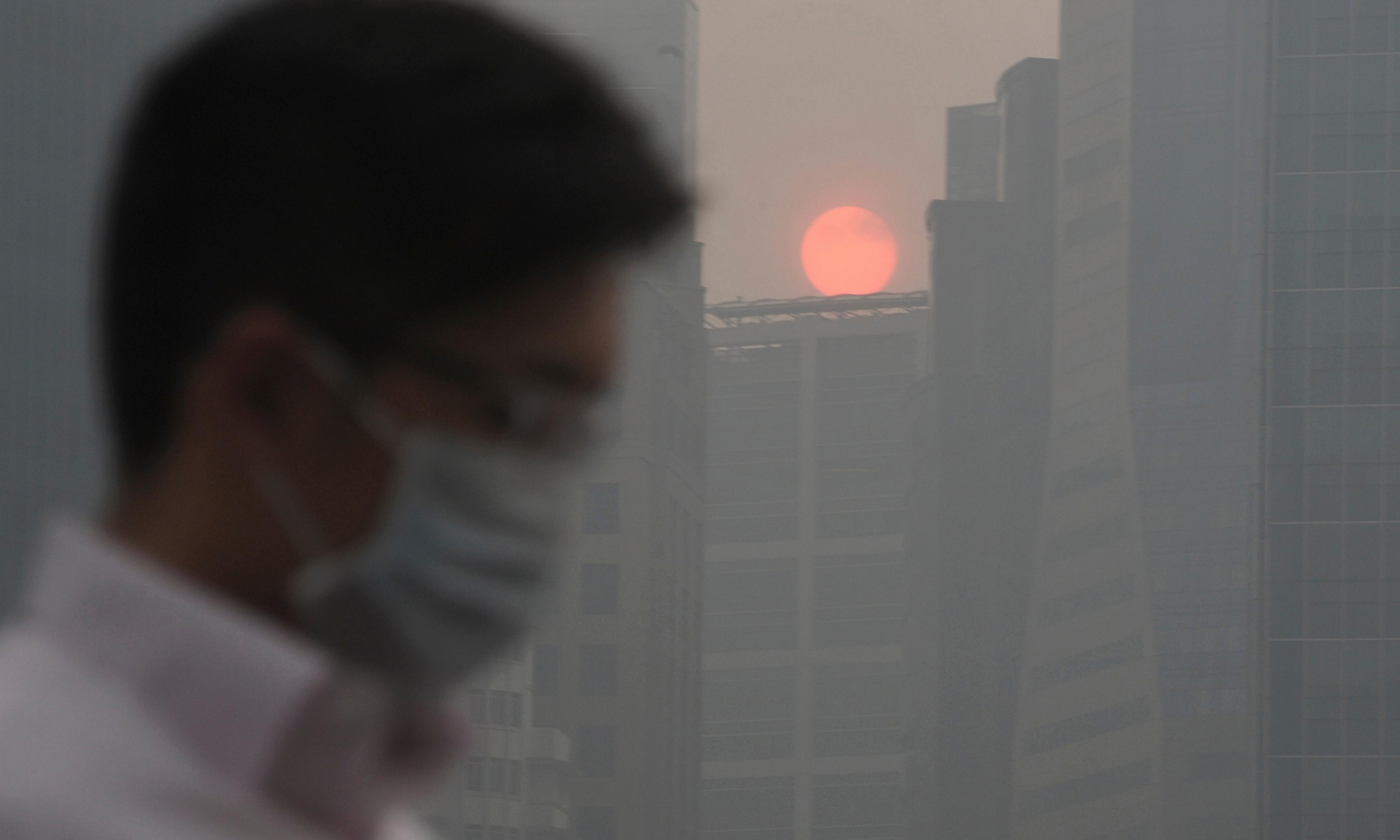Too hot to work: climate change 'puts south-east Asia economies at risk'