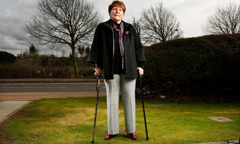 Margaret Simpson continues to receive money from Independent Living Fund Scotland