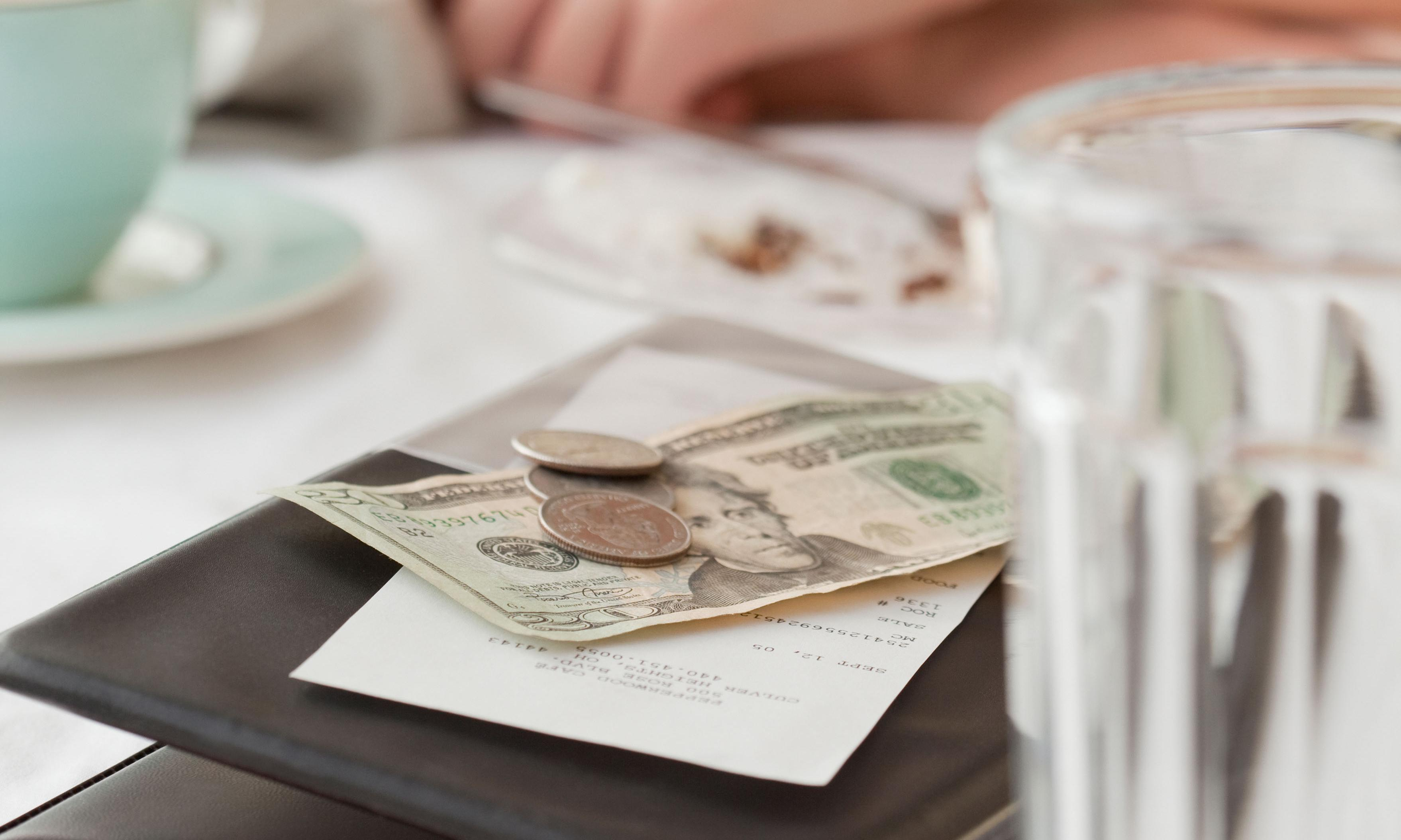 Is it finally time for Americans to do away with tipping?