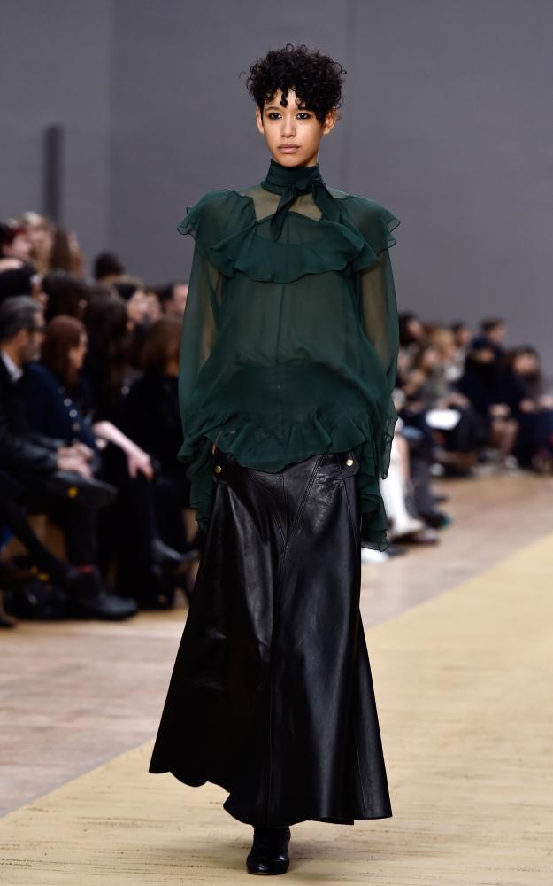 Chloé, AW16, Paris fashion week