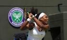 Serena Williams v Timea Babos: Wimbledon 2015 - live!