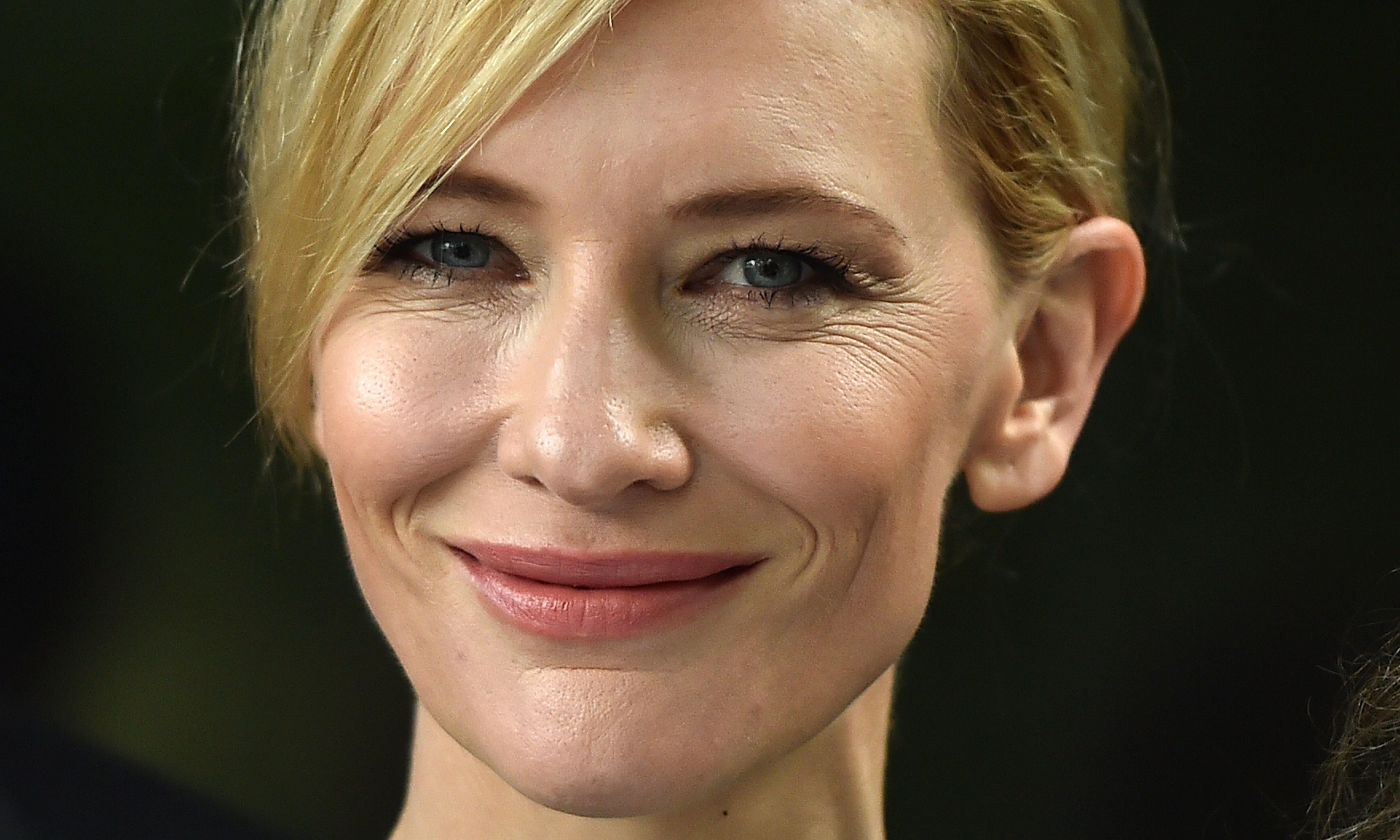Cate Blanchett reveals 'many' past relationships with women | Film ...
