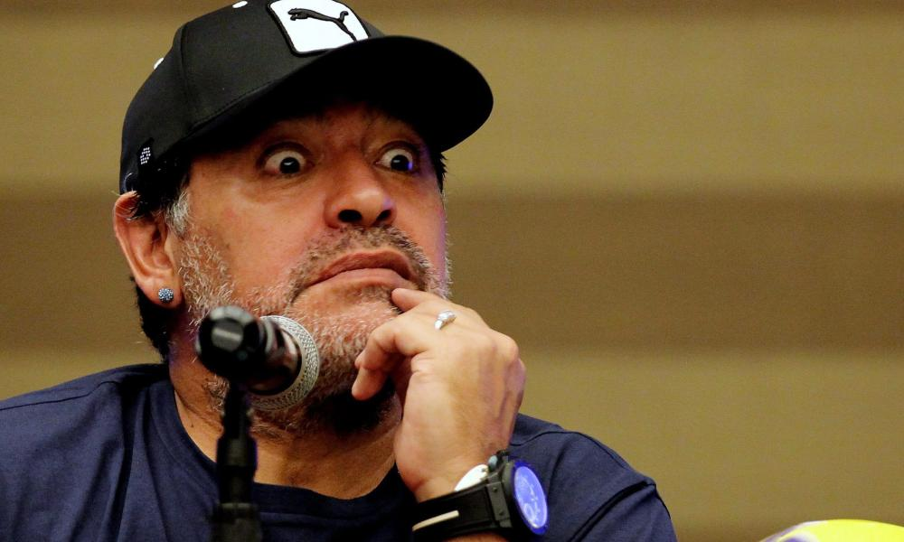 Diego Maradona has complained about the lack of transparency in Fifa in the wake of the arrests of senior officials.