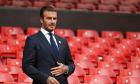 David Beckham says Manchester United will soon be winning titles again