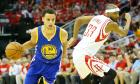 Warriors one game from NBA Finals after blasting Rockets for 3-0  lead
