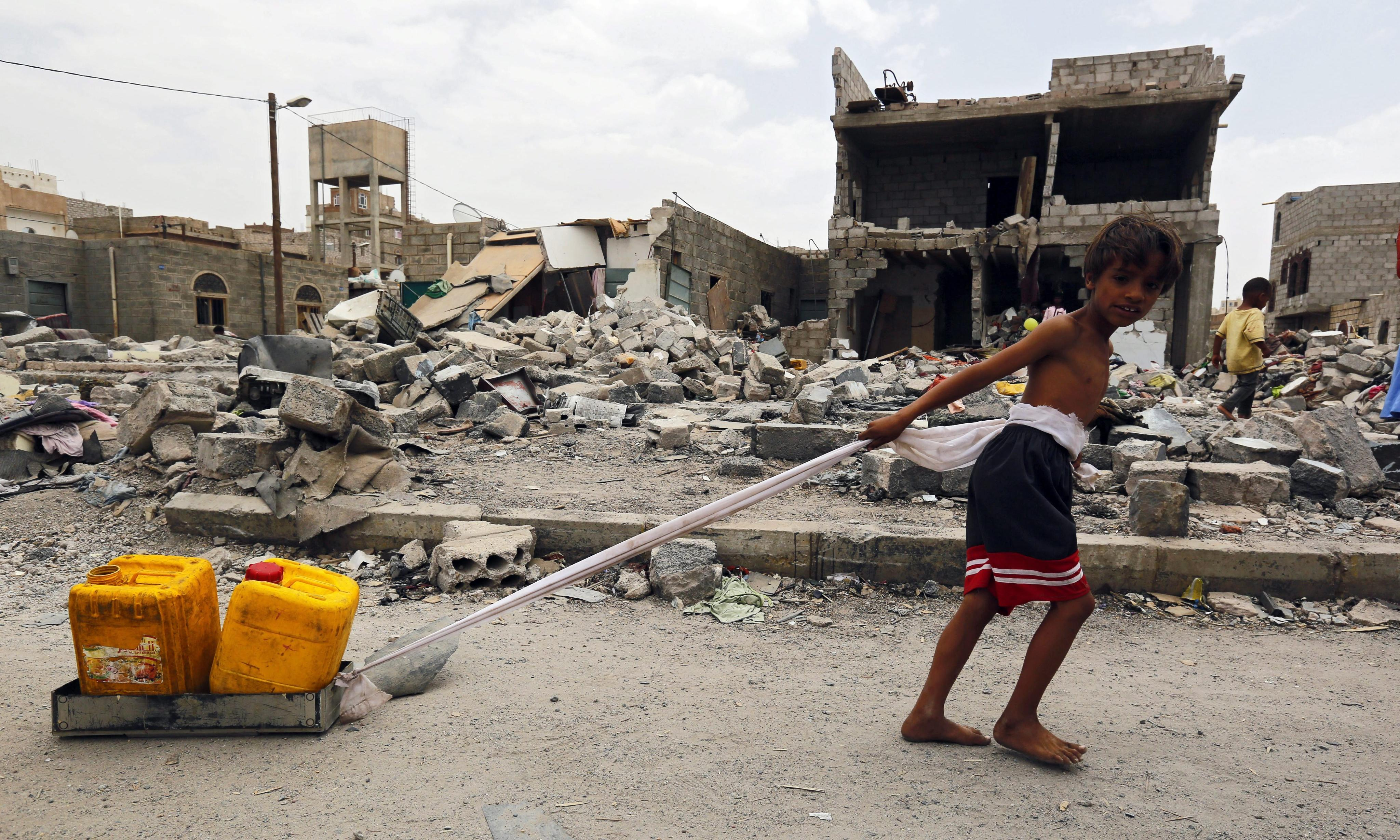 13 million people in Yemen are struggling to find enough to eat, Oxfam says