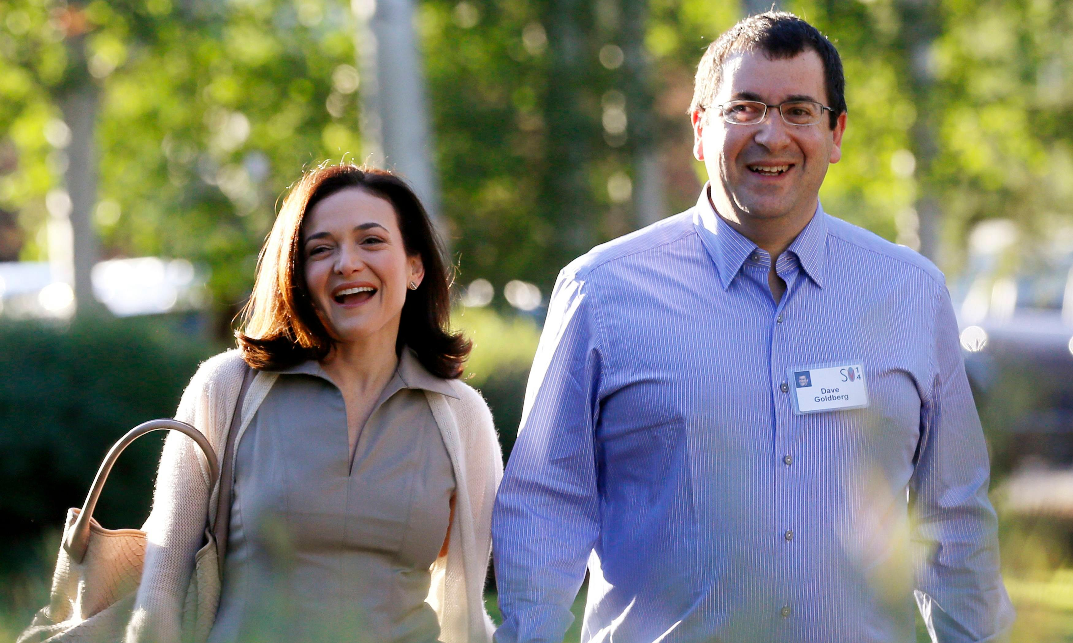 Sheryl Sandberg on husband's death: 'I have lived 30 years in these 30 days'