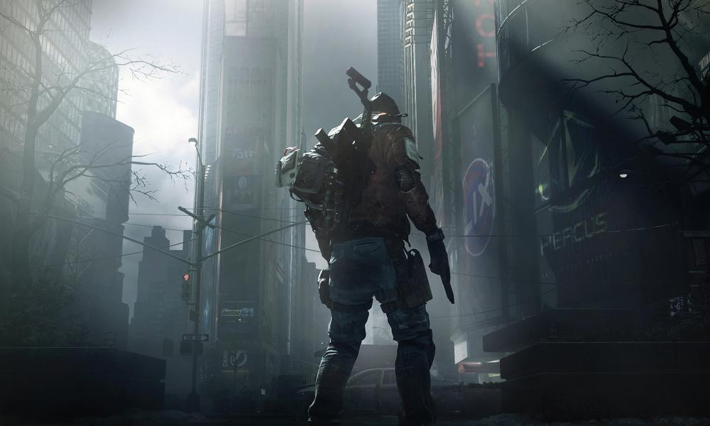 Tom Clancy si The Division