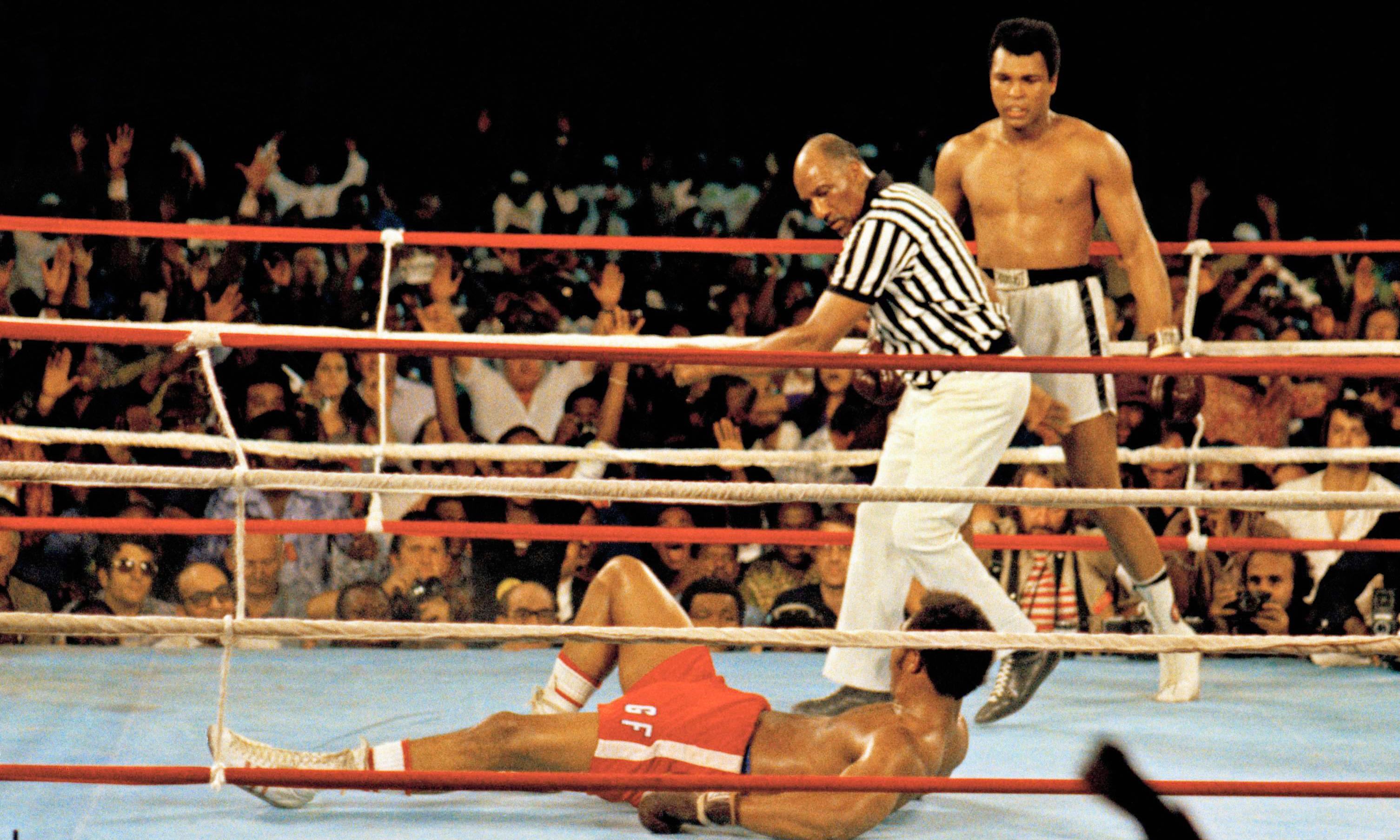 Muhammad Ali: rebel, showman and the lord of the ring