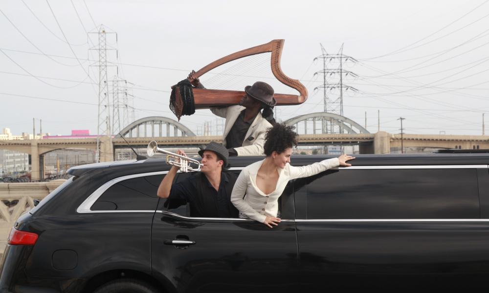 Hopscotch - an opera in cars