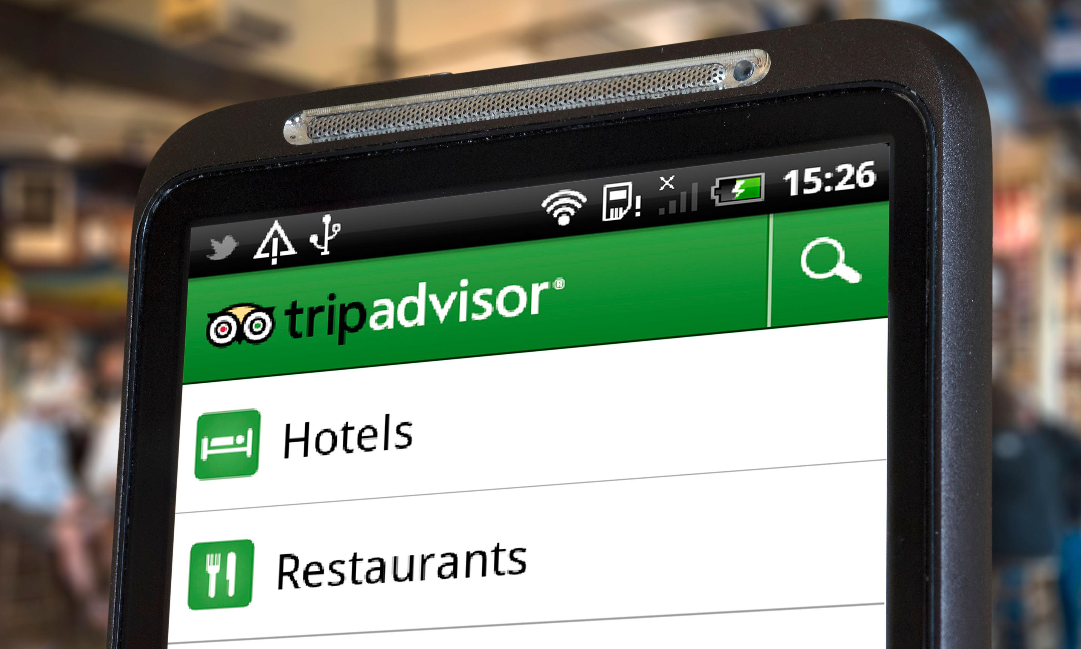 Twitter campaign takes aim at fake restaurant reviews on TripAdvisor