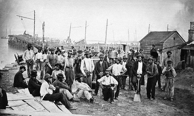a history of the treatment of black people in america during the civil war The civil war, with the potential to change this racial legal dynamic, fell short of this goal  african american people were disenfranchised and stripped of any .