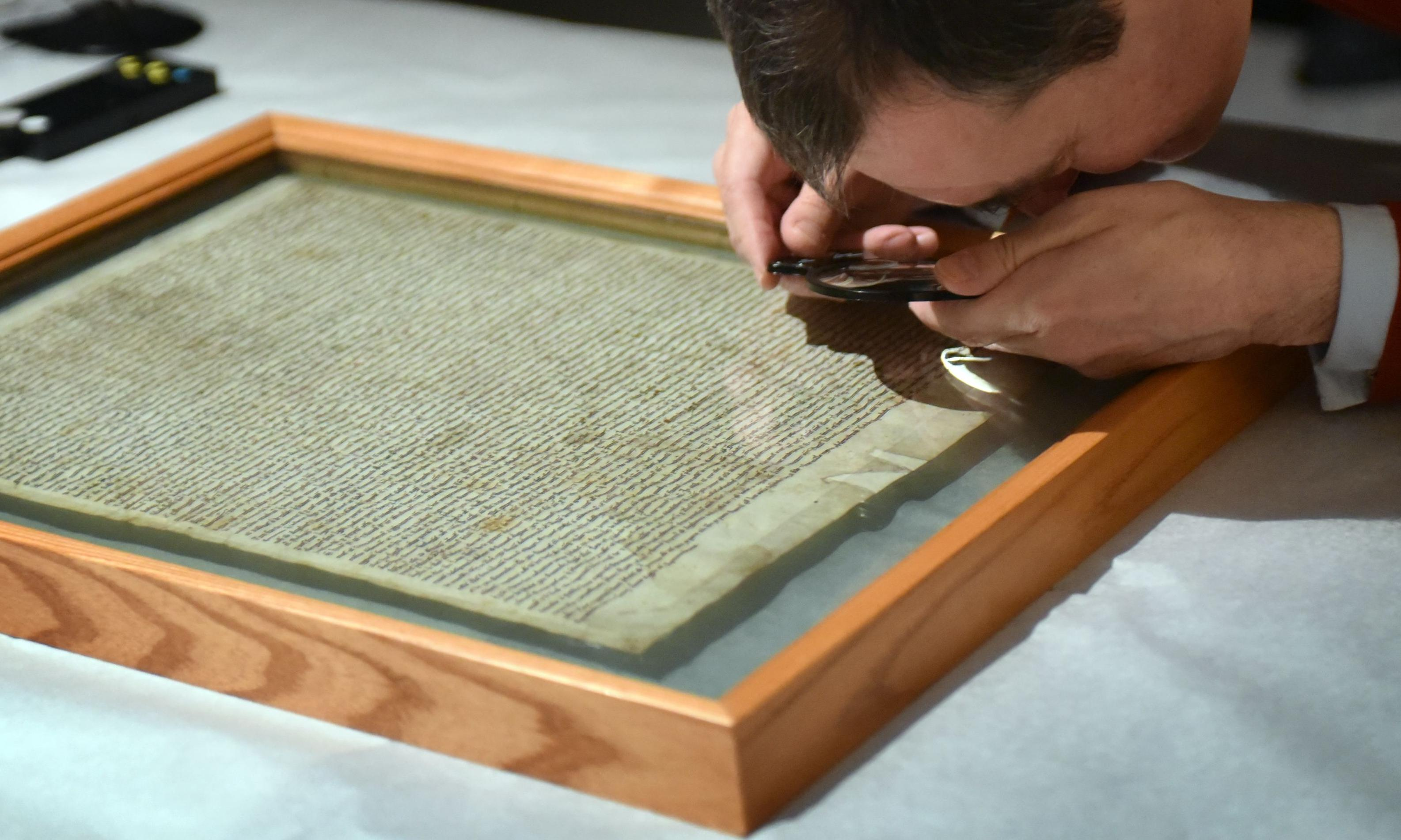 Magna Carta: explore the document in full