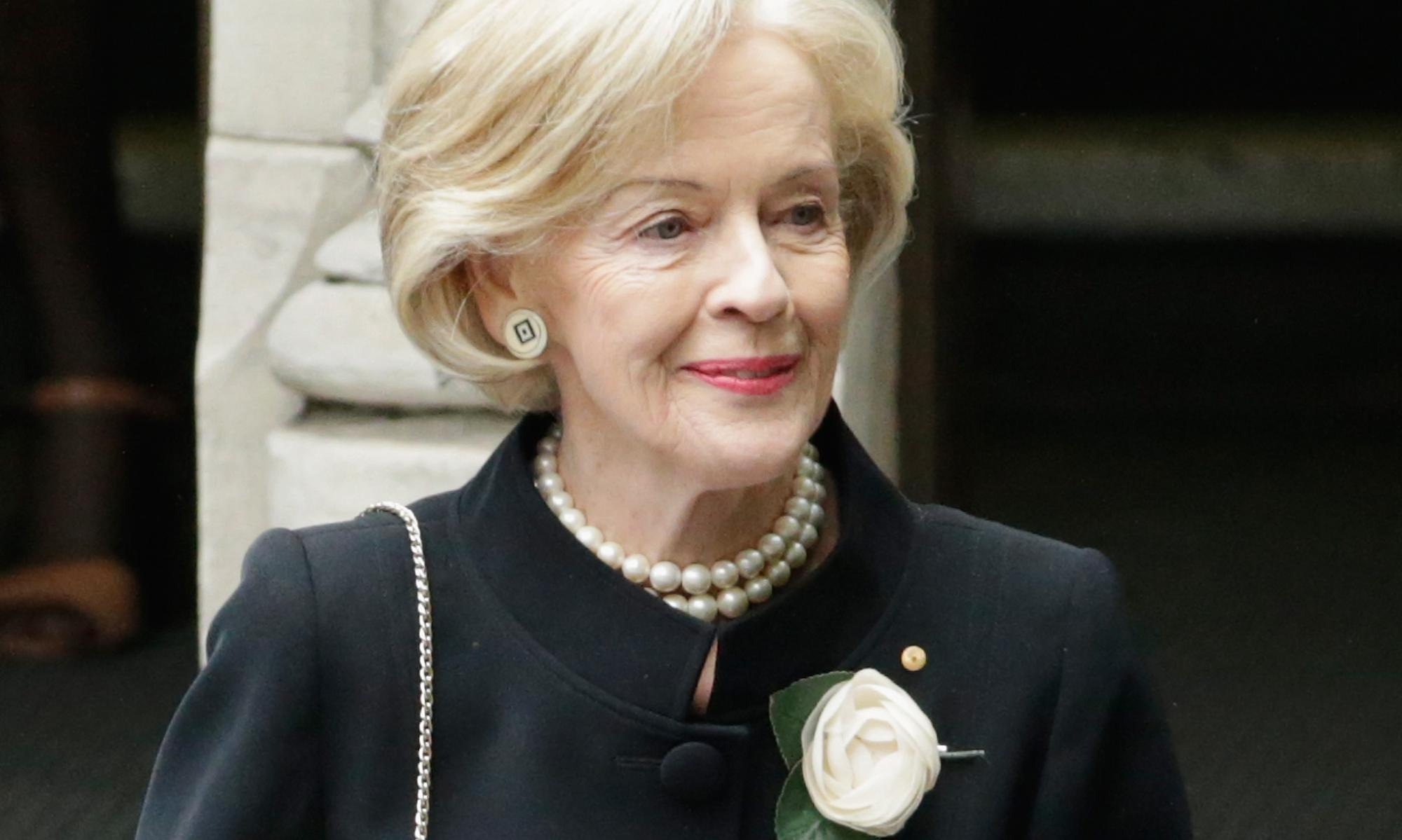 Quentin Bryce urges focus on gender inequality to tackle domestic violence