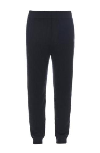 Raey classic cashmere track pants