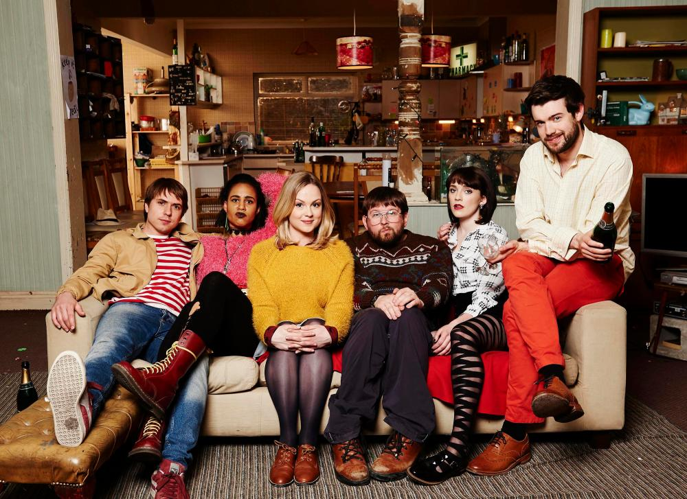 House-sharing fun … a fourth series for Fresh Meat.