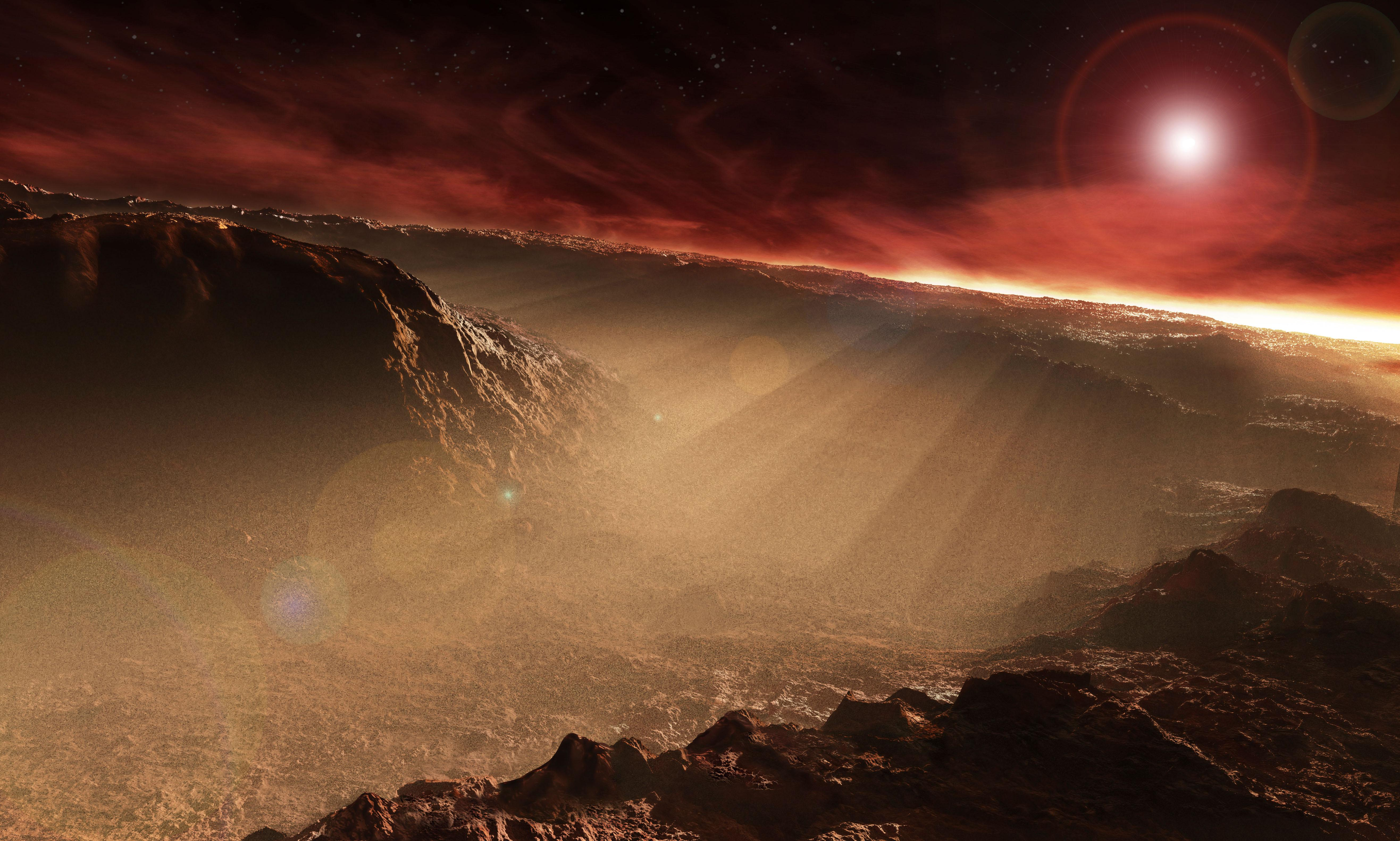 How to find life on Mars