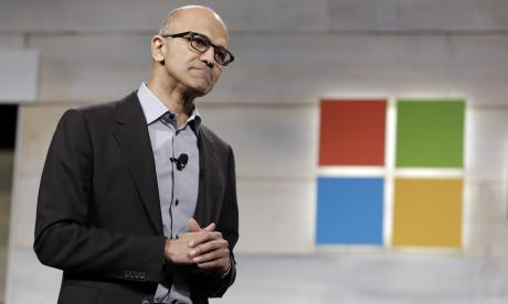 Microsoft to cut 7,800 jobs as it takes $7.6bn loss on mobile phone business