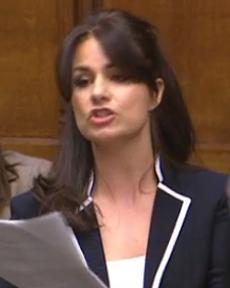 Heidi Allen MP.