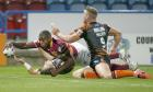 Huddersfield beat Castleford to stay on course for Super League semi-finals