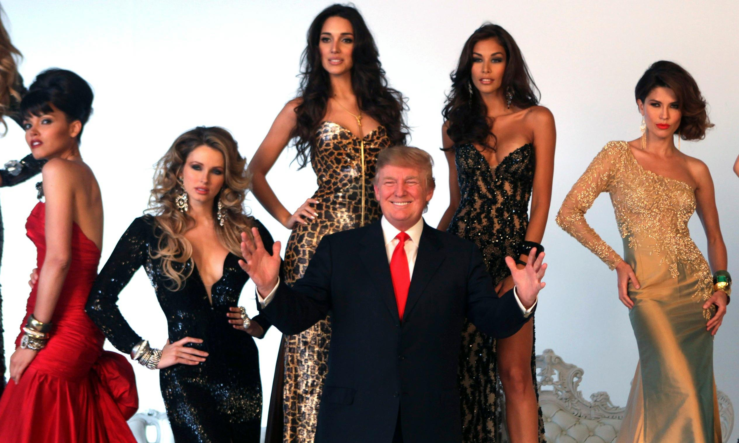 Donald Trump files $500m lawsuit against Univision for pulling Miss USA