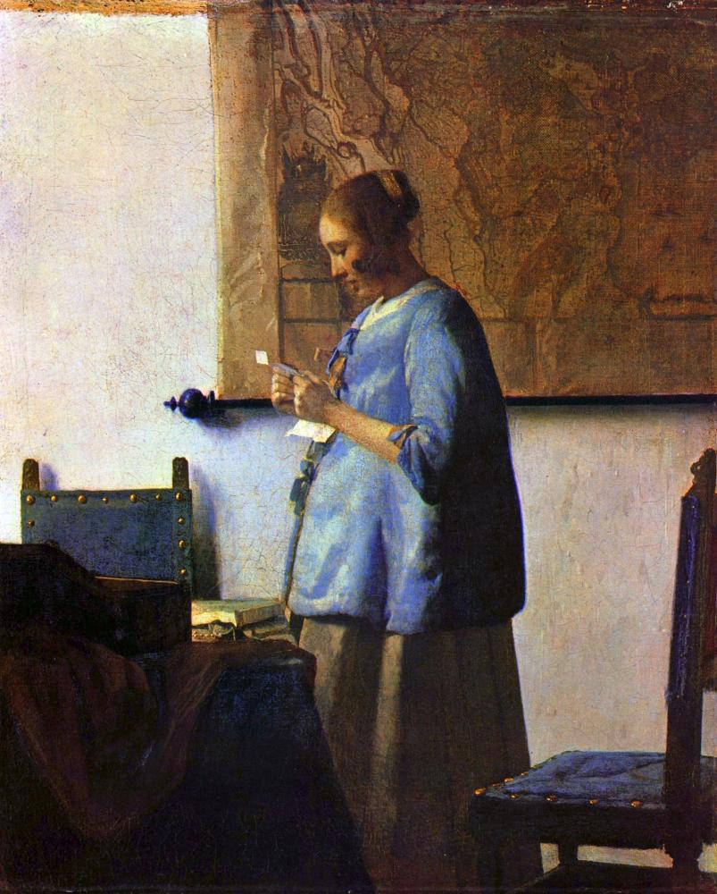 Vermeer: the artist who taught the world to see ordinary beauty ...
