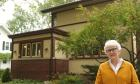 Retired teacher discovers her home was designed by Frank Lloyd Wright