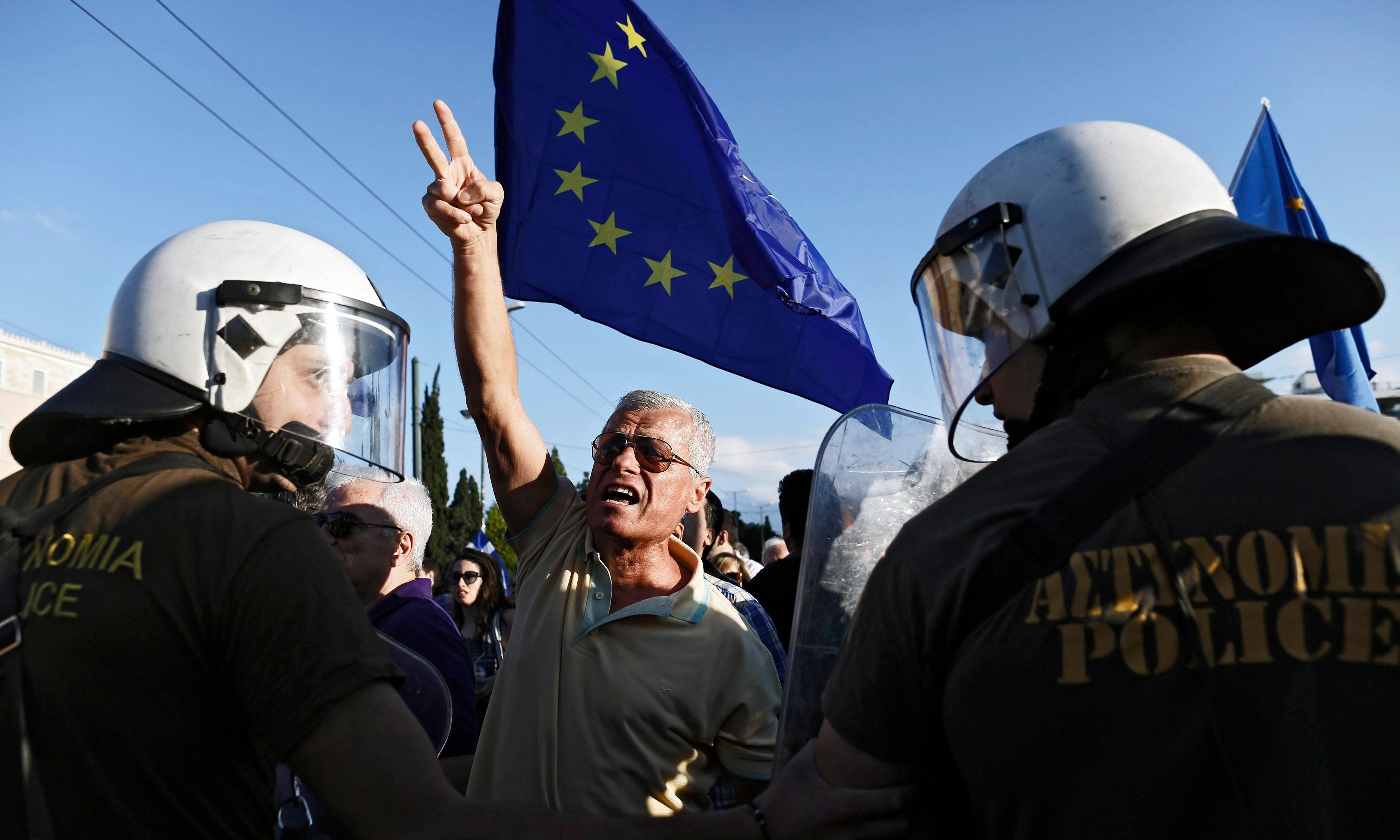 Hopes for Greece bailout deal rise sharply as Athens gives ground