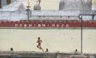 Readers' photos on the theme of run