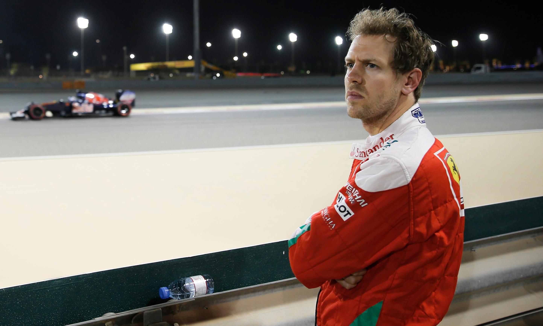 Sebastian Vettel hits out at 'circus' nature of F1 qualifying idea