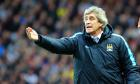 Manuel Pellegrini: Manchester City are always the team to beat – video